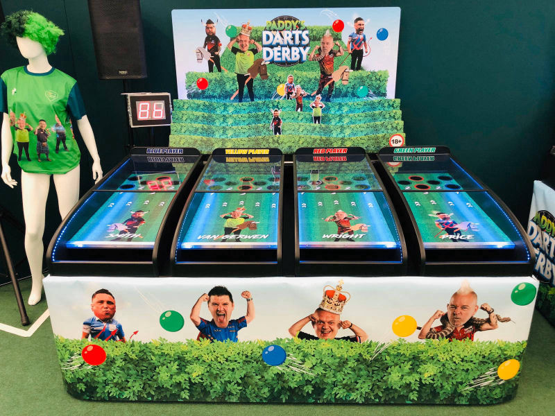Custom kentucky derby games