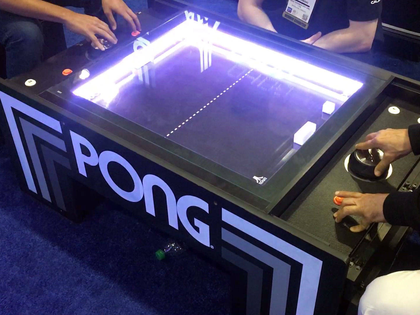 Pong hire london