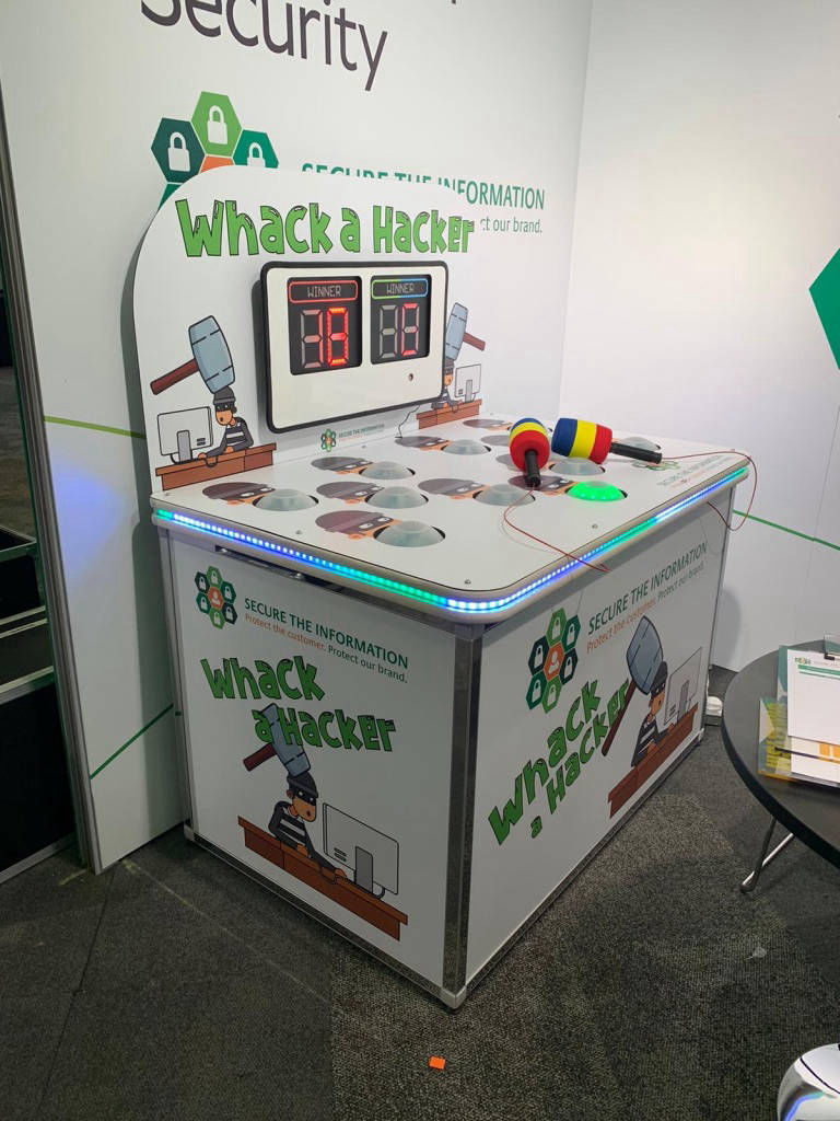 Whack a mole games for hire