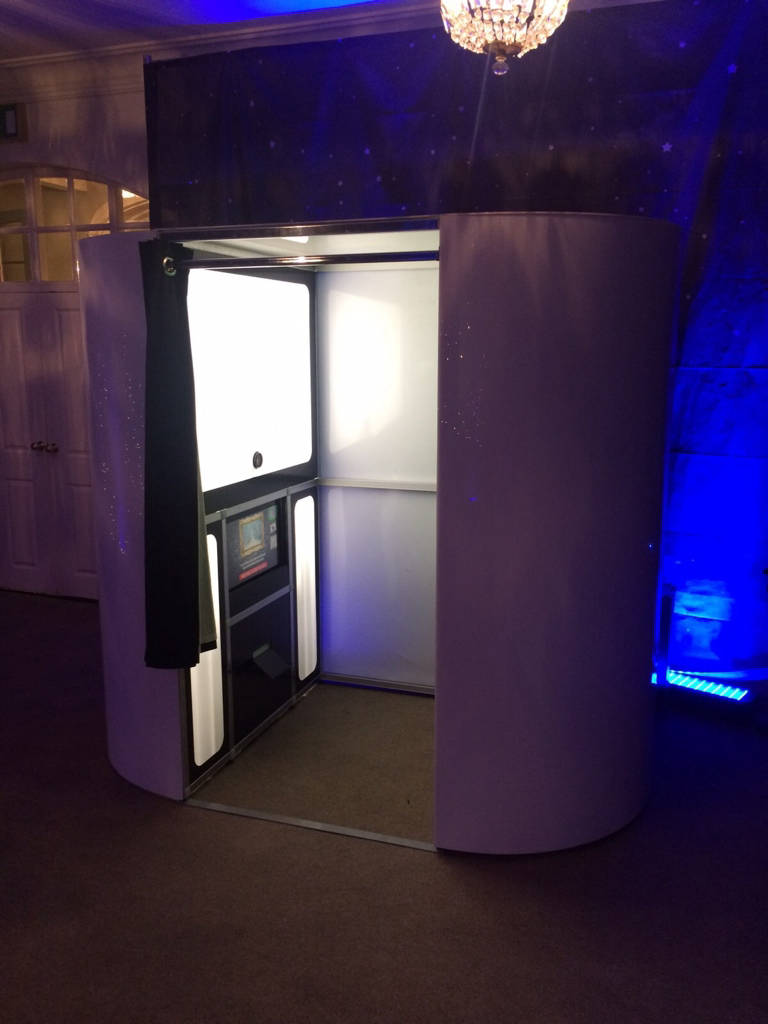 Hire video booth