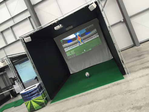 Rugby simulator hire