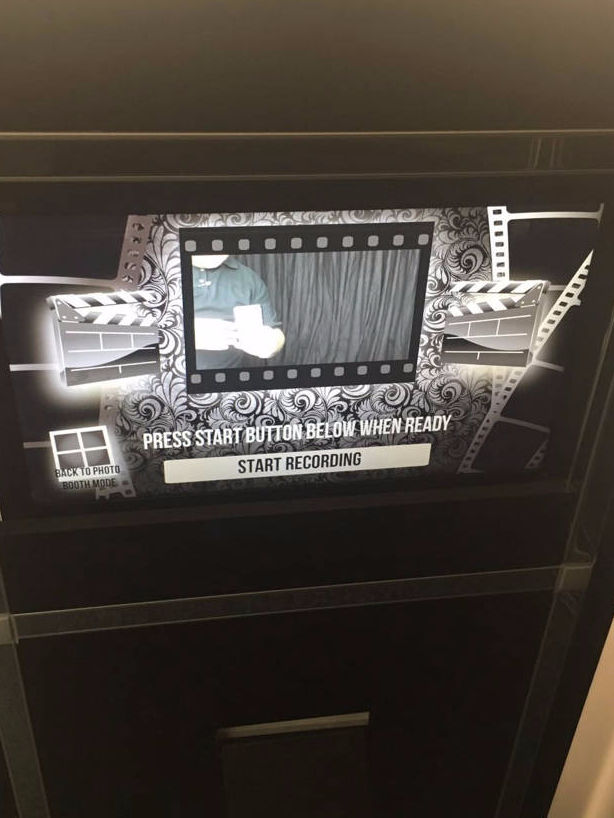 Video diary room hire