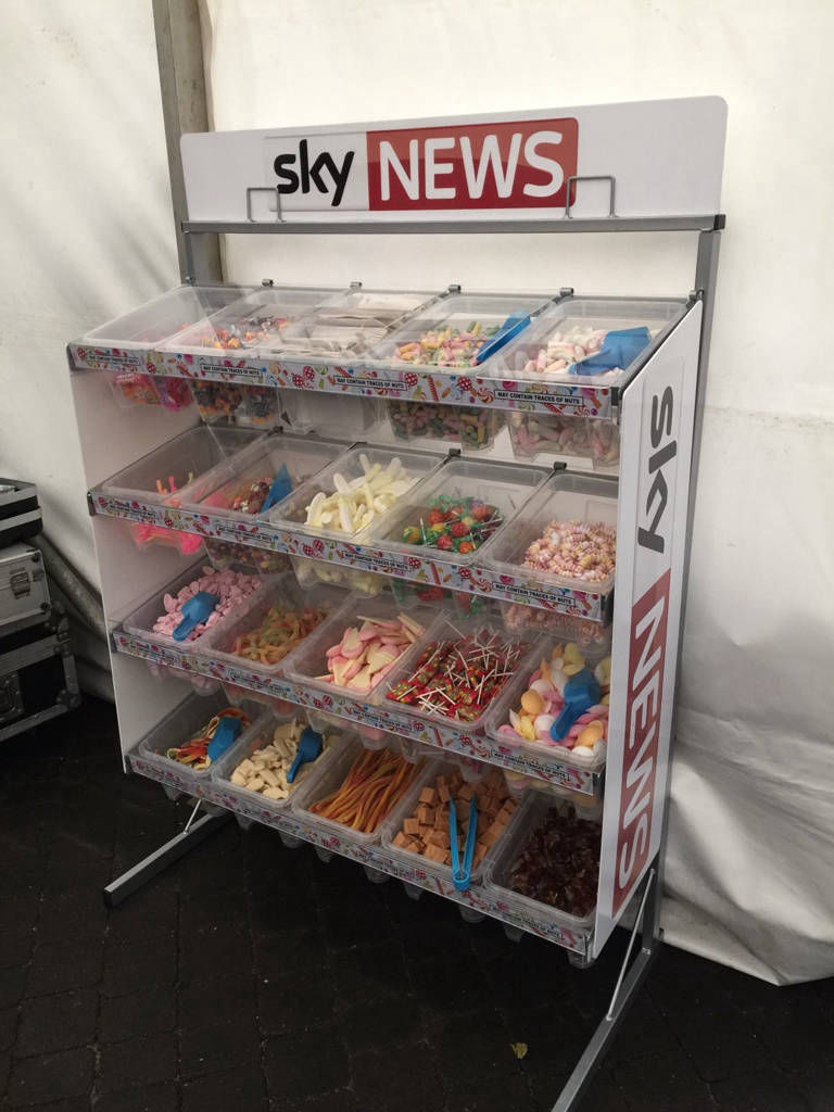 Pick n mix hire