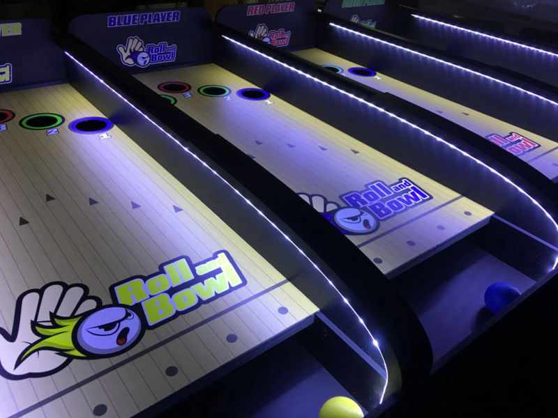 Roll a ball hire