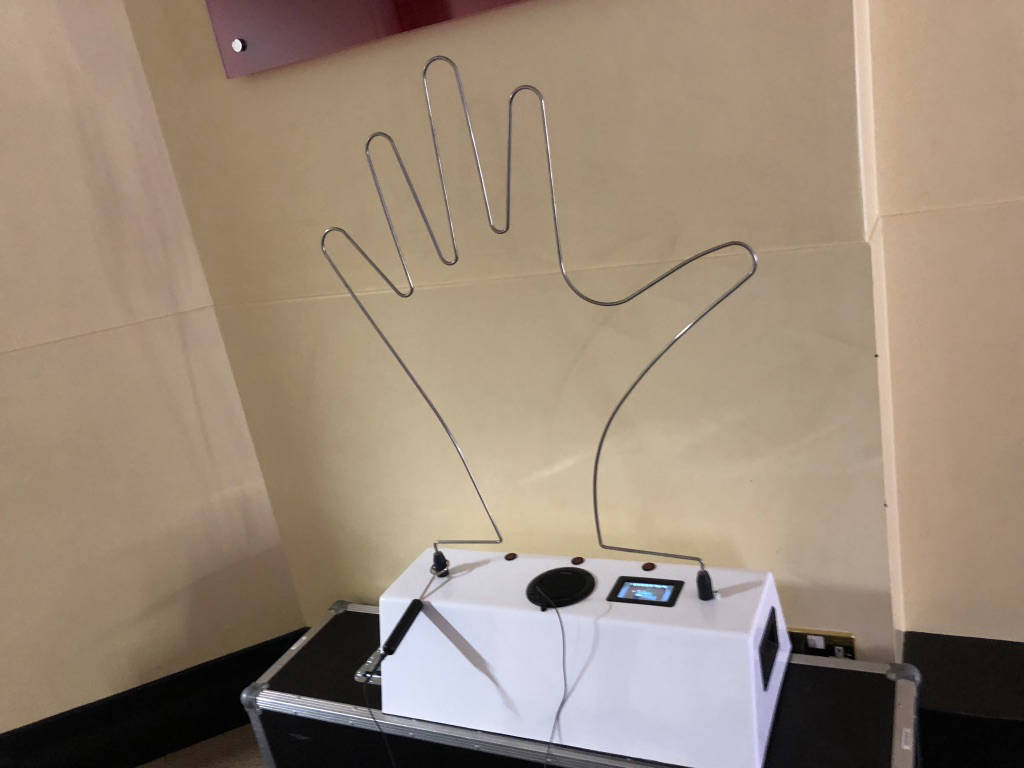 Giant steady hand game hire