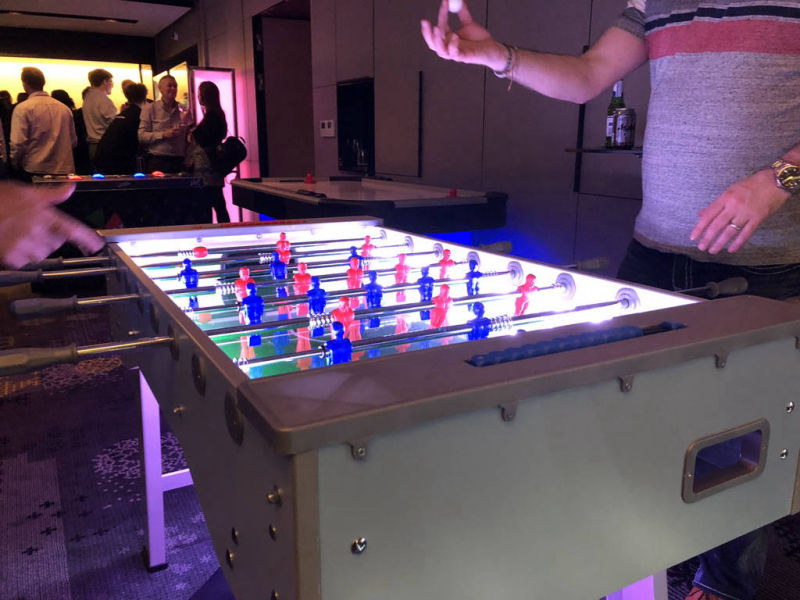 Hire a table football table