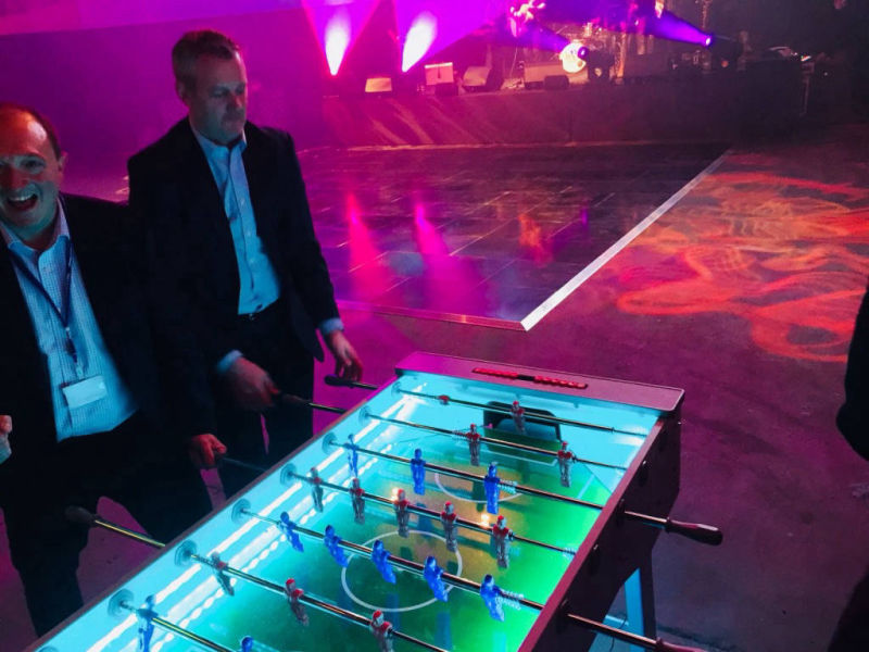 Table football rental