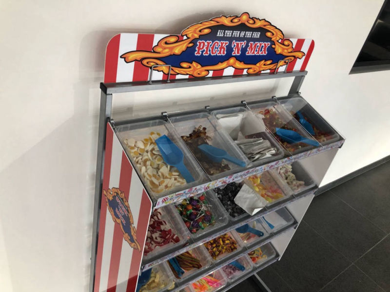 Hire pick n mix