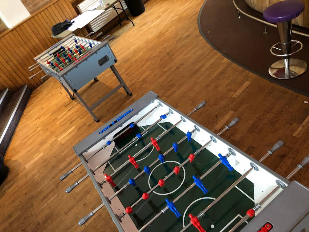 rent table football