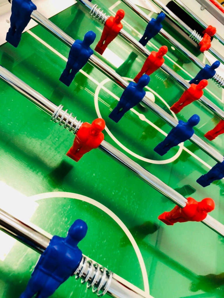 Hire table football tables