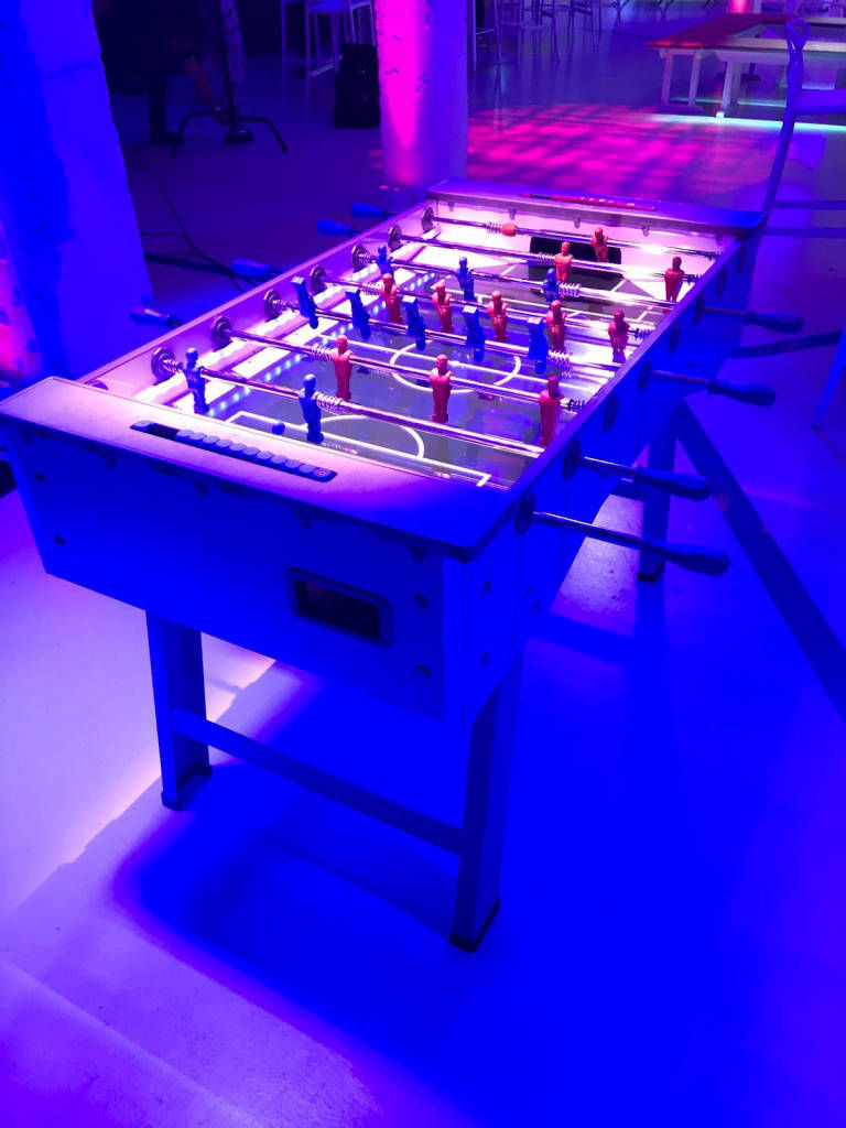 Table football table hire
