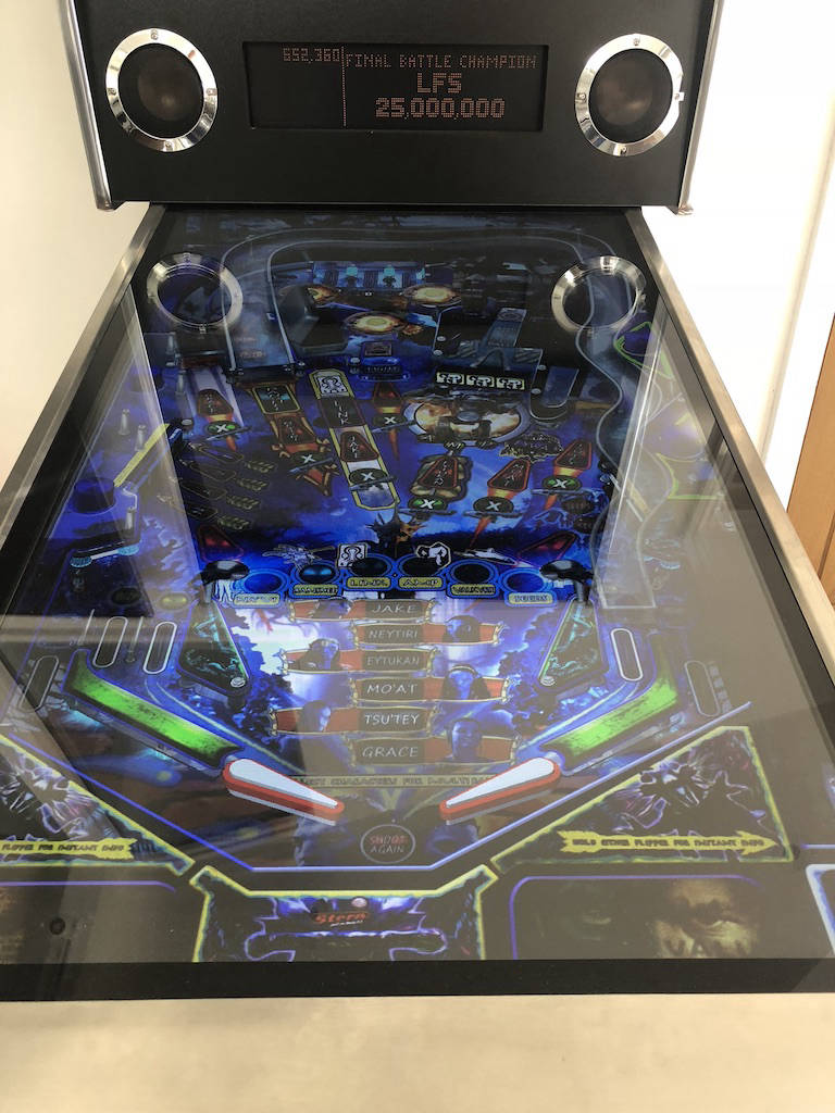 Hire pinball london