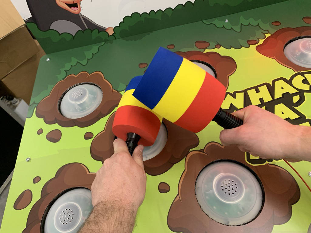 whack a mole game hire