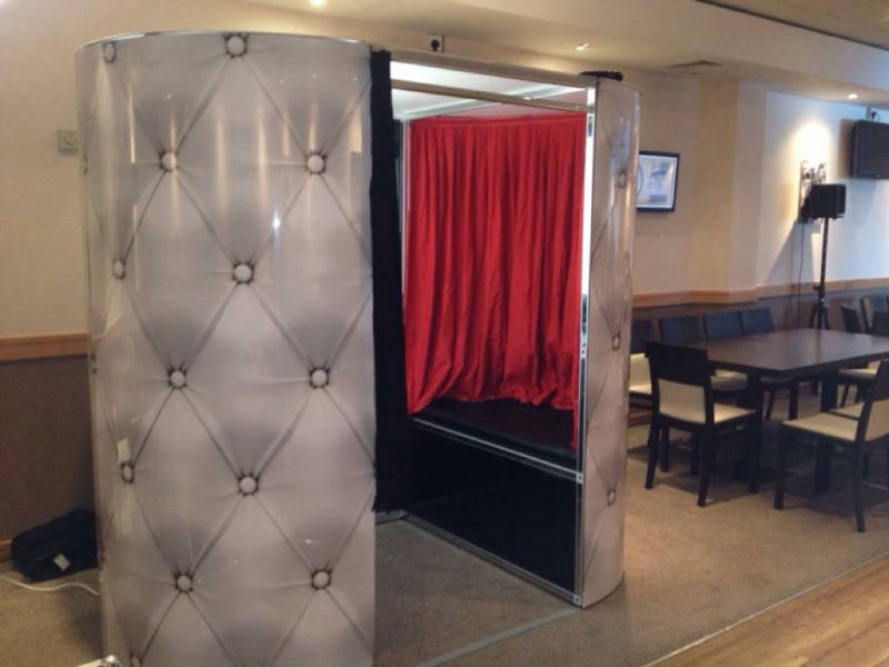 Uk video booth hire