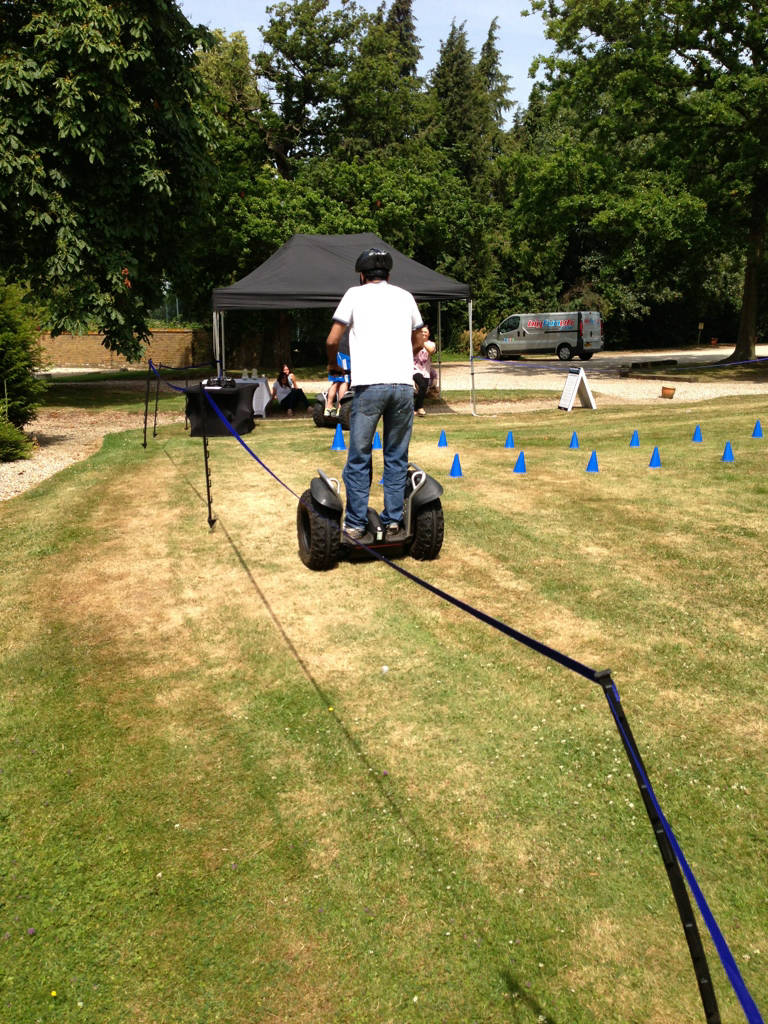 Segway hire sussex