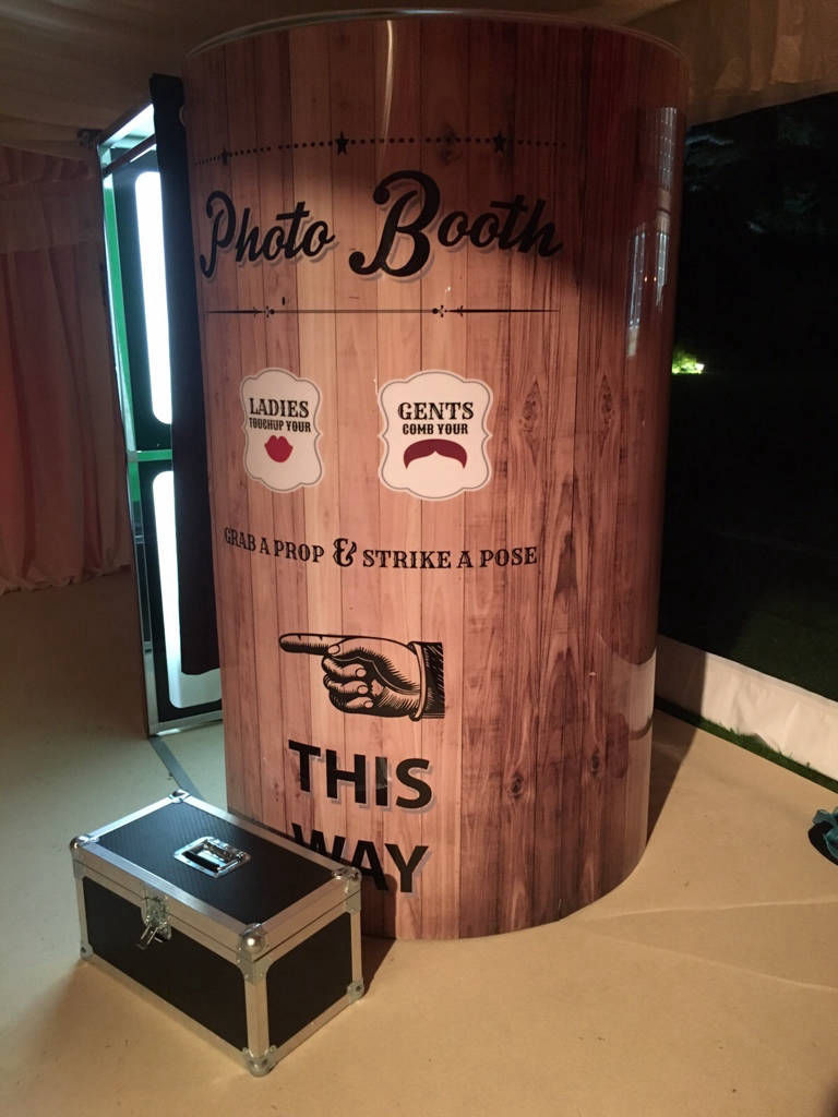 Video message booth
